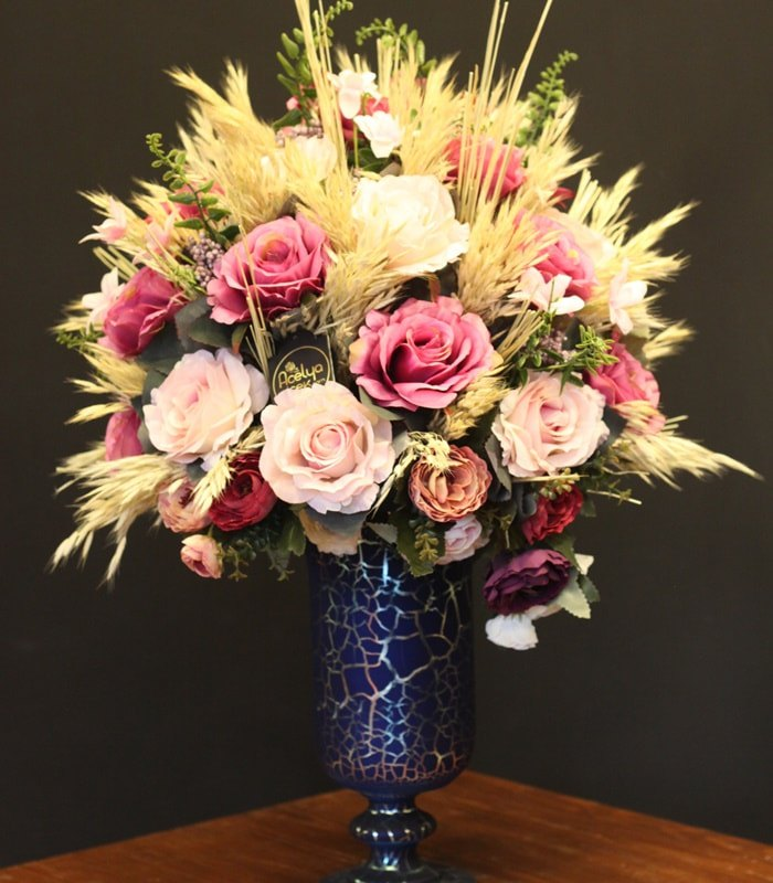Yapay Nişan Çiçeği Saltanat