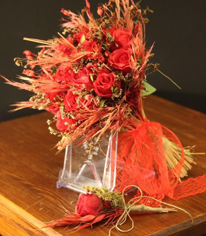 Malatya Gelin Çiçeği Buketi