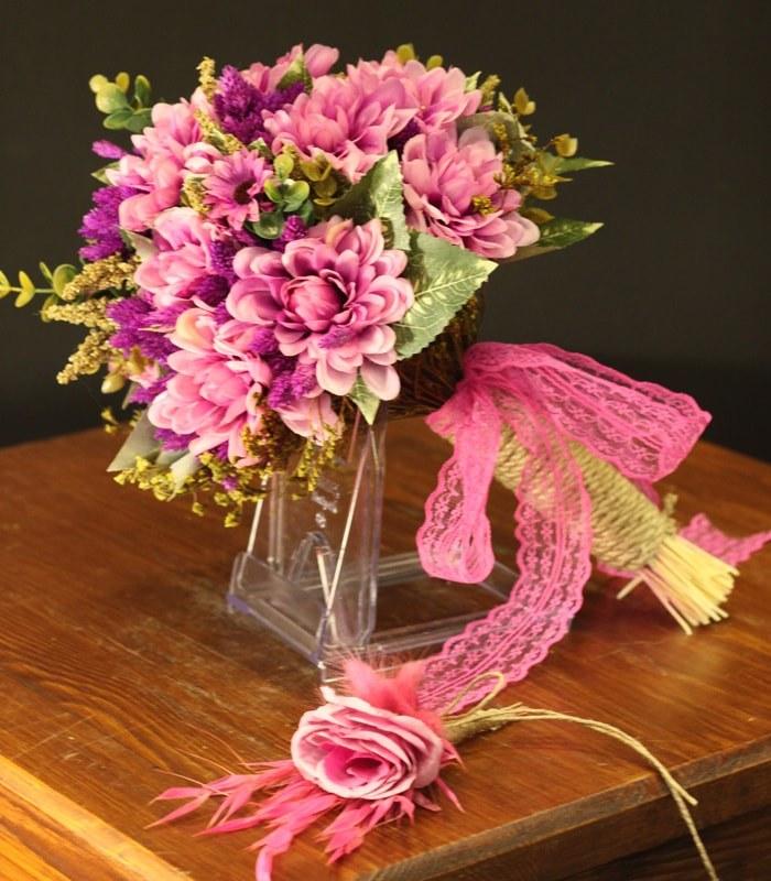 Van Gelin Çiçeği Buketi