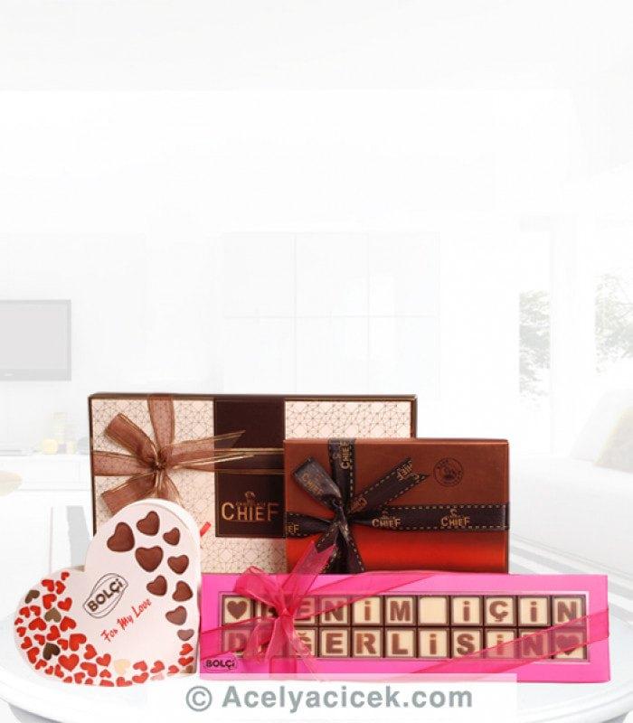 Çikolata Bahçesi