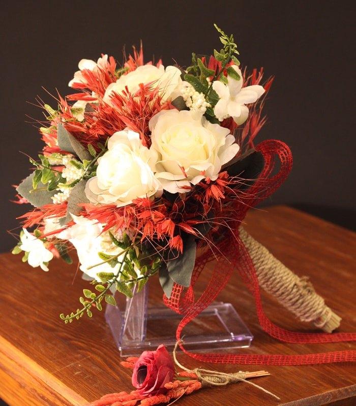 Mardin Gelin Çiçeği Buketi